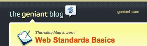The Geniant Blog